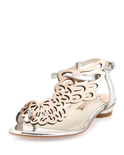 Sophia Webster | Multicolor Seraphina Angel-wing Sandal | Lyst