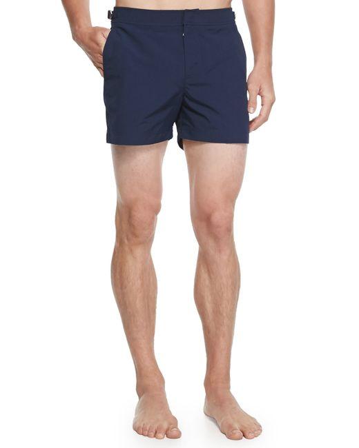 Orlebar brown Setter Short-length Swim Trunks in Blue for ...
