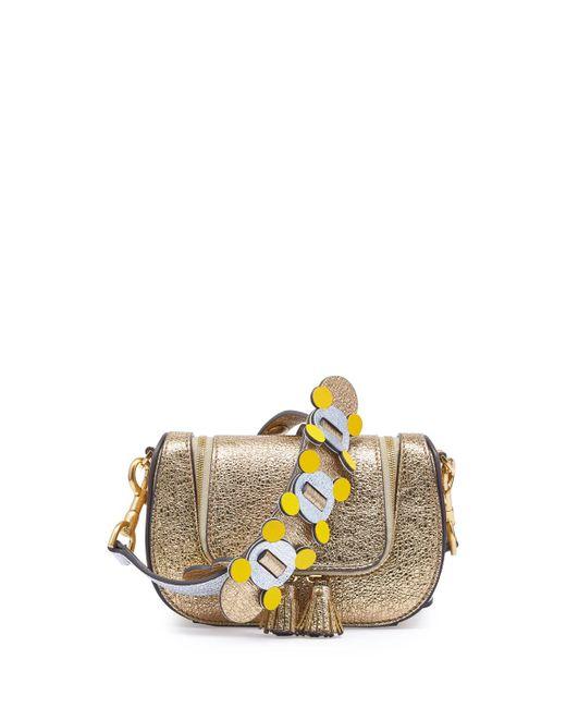 Anya Hindmarch | Metallic Vere Mini Circulus Shoulder Bag | Lyst