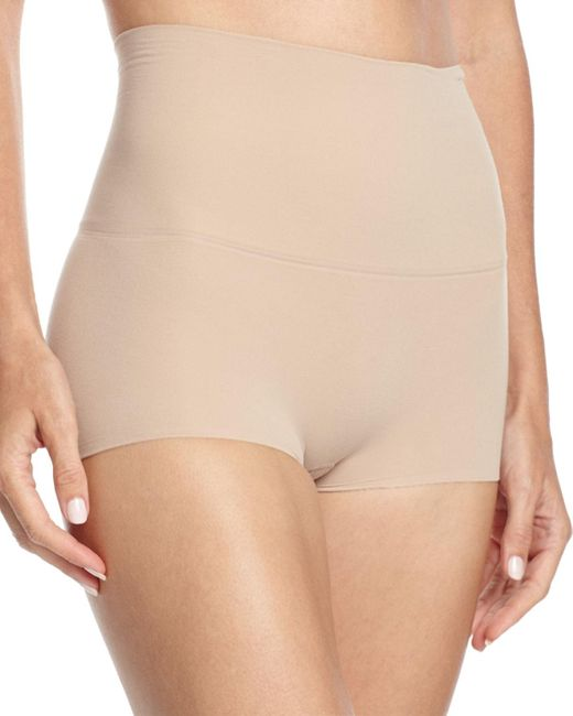 Spanx | Natural Power Shorty Shaper | Lyst
