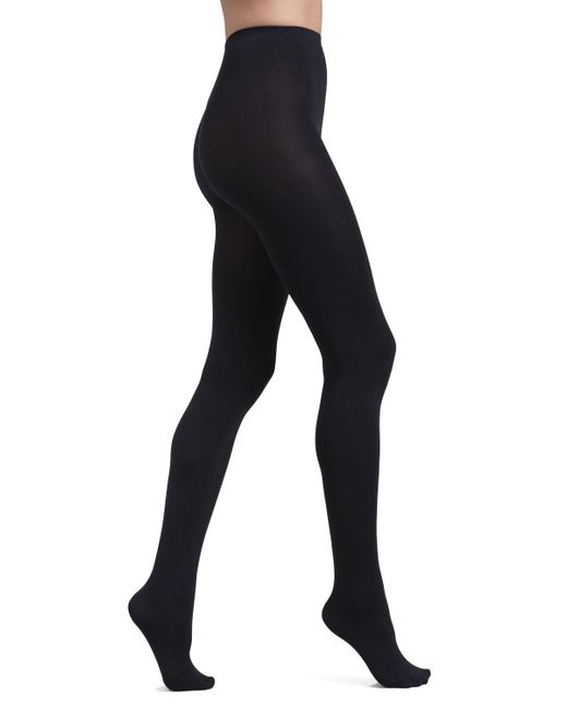 Wolford   Brown Matte Opaque 80 Tights   Lyst