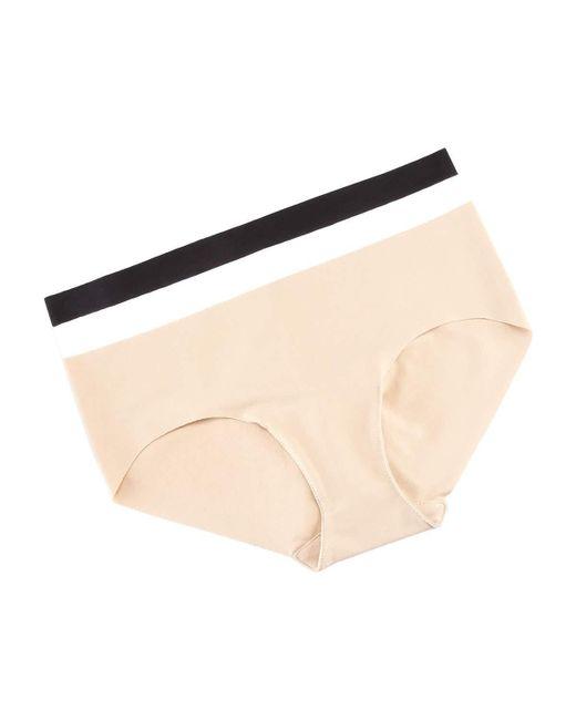 Commando   Black Cotton Bikini Briefs   Lyst
