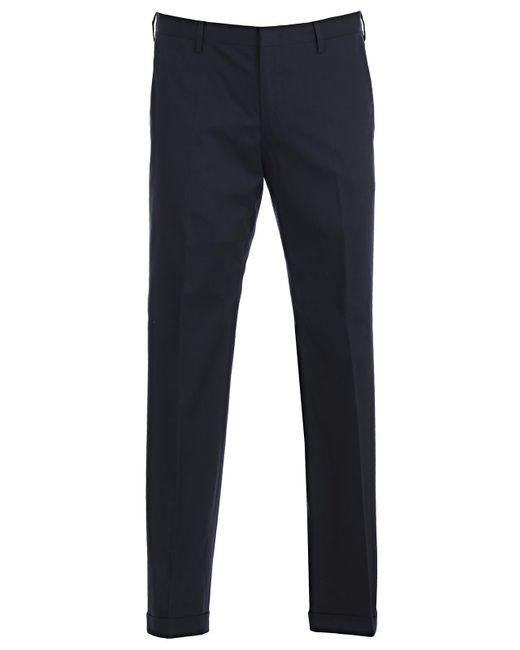 Paul Smith - Blue Pantalone Chino for Men - Lyst