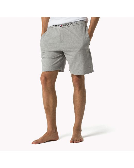 Tommy Hilfiger | Gray Icon Shorts for Men | Lyst