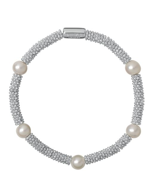 Links of London | Metallic Effervescence Star Xs Pearl Bracelet | Lyst