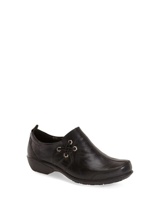 Romika | Black City Light 44 Leather Loafers | Lyst