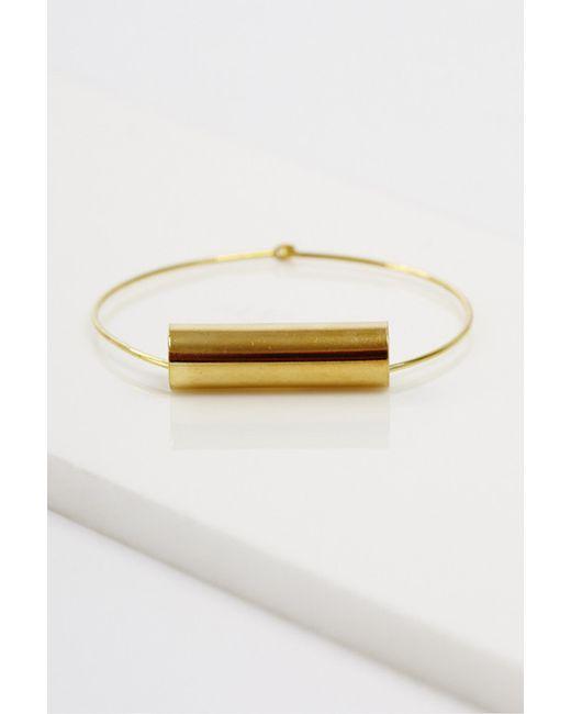 Sorelle | Metallic Gold Vermeil Sierra Hoops | Lyst