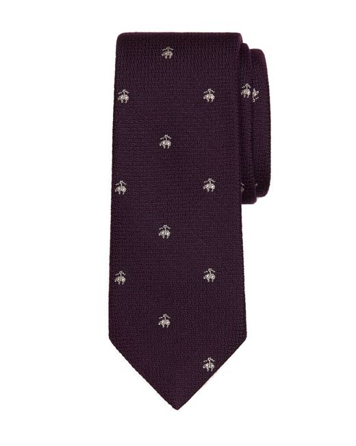 Brooks Brothers | Purple Golden Fleece® Tie for Men | Lyst