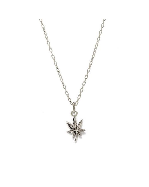 Bing Bang - Metallic Mary Jane Necklace - Lyst