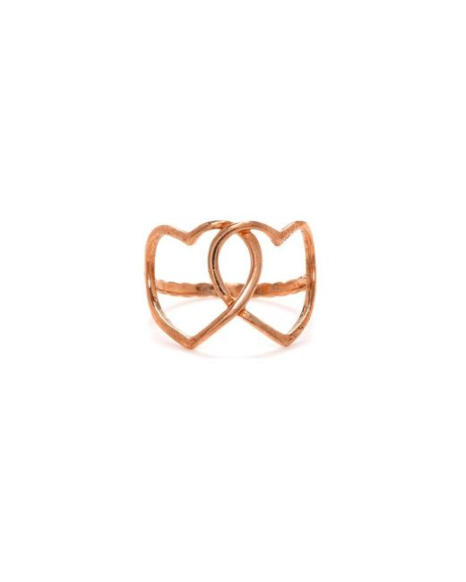 Bing Bang | Pink Loved Up Ring | Lyst