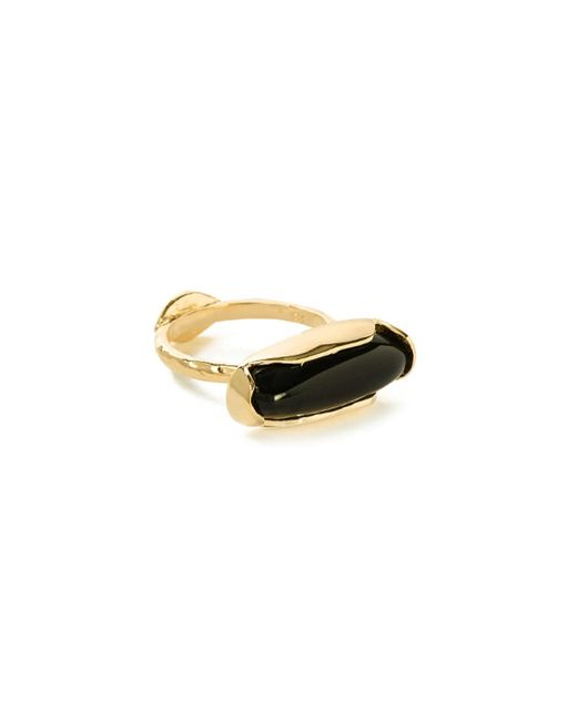 Bing Bang | Metallic Horizon Duality Ring | Lyst