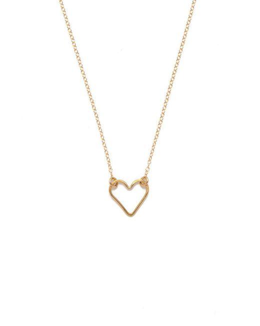 SIMONE JEANETTE - Metallic Rosa Necklace - Lyst