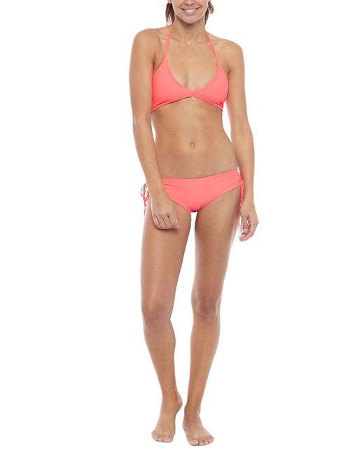 Mikoh Swimwear | Pink Namotu Top | Lyst