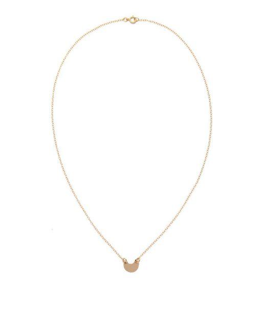 SIMONE JEANETTE - Metallic Liya Necklace - Lyst
