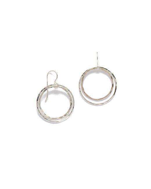 SIMONE JEANETTE | Metallic Zoe Earrings | Lyst
