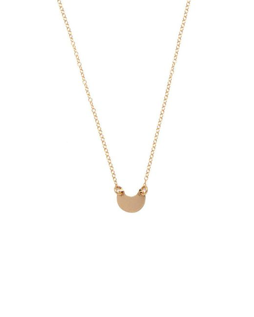 SIMONE JEANETTE - Metallic Liya Necklace - Lyst