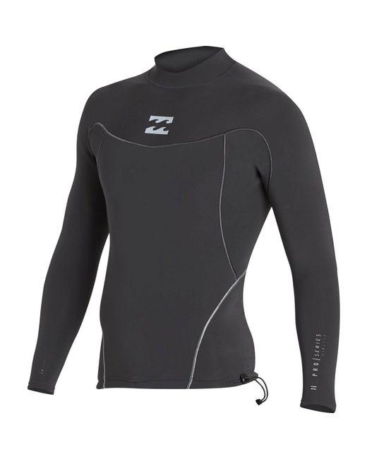 Billabong - Black 1mm Pro Series Airlite Long Sleeve Jacket for Men - Lyst