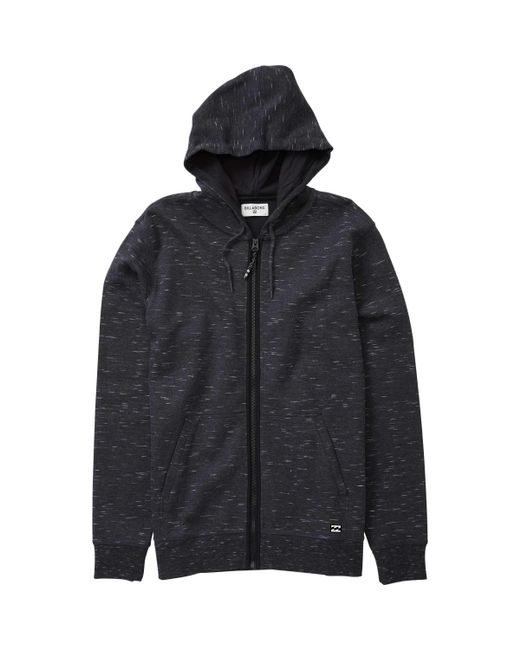 Billabong | Black 73 Zip Up Hoodie for Men | Lyst