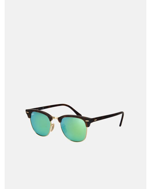 Ray-Ban Green Clubmaster F for men