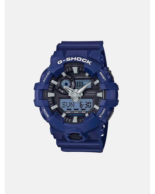 G-Shock - Blue Ga-700 Series for Men - Lyst