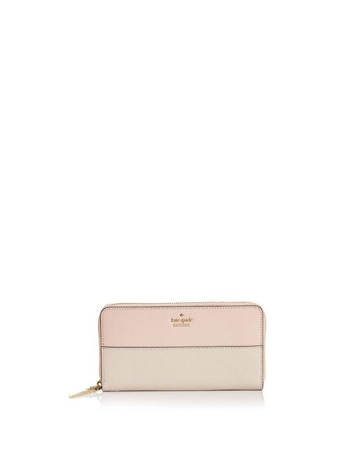 Kate Spade - Multicolor Cameron Street Lacey Wallet - Lyst