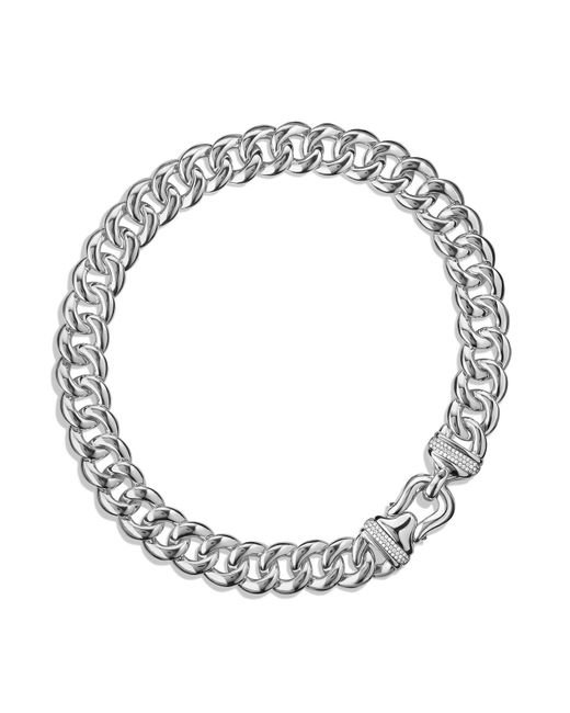 "David Yurman - Metallic 18.25"" - Lyst"