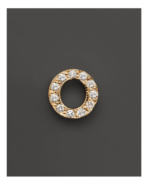 Zoe Chicco | Yellow .04-.06 Ct. T.w. | Lyst