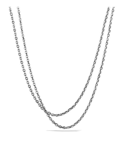 David Yurman | Metallic 36"