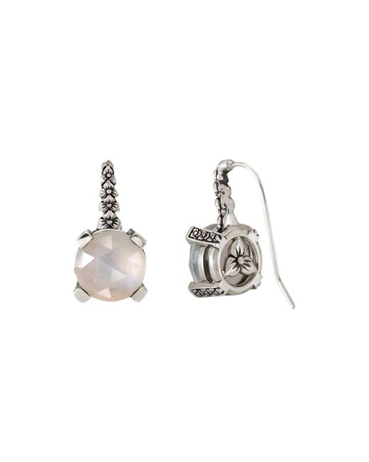 Stephen Dweck | White Mother-of-pearl Drop Earrings | Lyst
