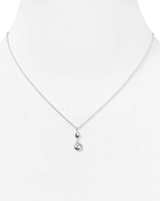"Links of London   Metallic Hope Mini Pendant Necklace, 17.5""   Lyst"