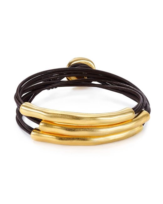 Uno De 50 | Metallic Not To Be Bracelet | Lyst