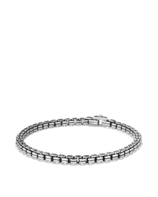 David Yurman | Metallic Double Box Chain Bracelet for Men | Lyst