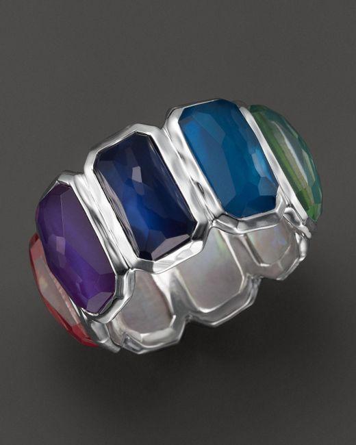 Ippolita | Multicolor Wonderland Brick Ring In Rainbow | Lyst