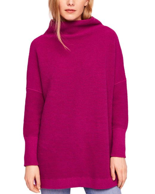 Free People - Pink Ottoman Slouchy Tunic - Lyst