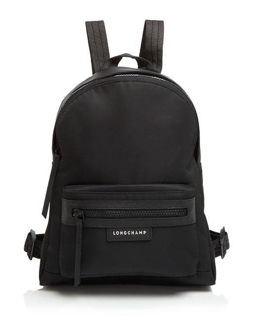Longchamp | Black Le Pliage Neo Small Backpack | Lyst