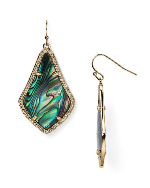 Kendra Scott - Multicolor Alex Earrings - Lyst
