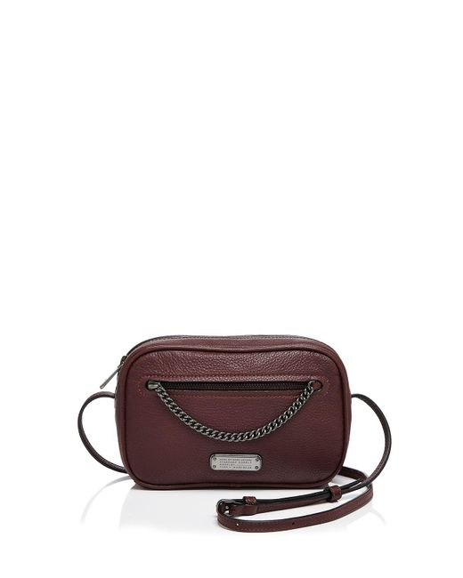 Marc By Marc Jacobs | Brown Sally Chain Crossbody | Lyst