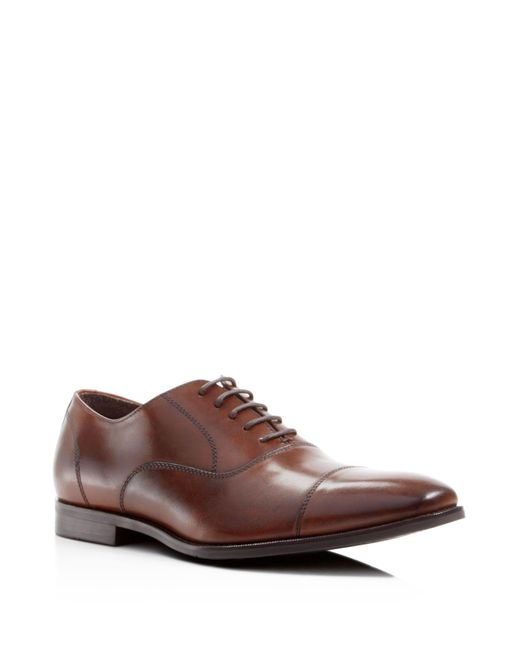 Gordon Rush | Brown Dillon Oxfords for Men | Lyst