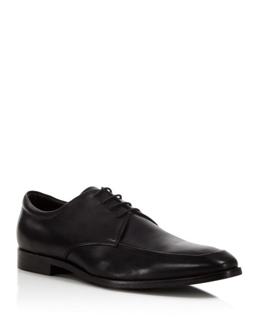 Gordon Rush | Black Tyler Oxfords | Lyst