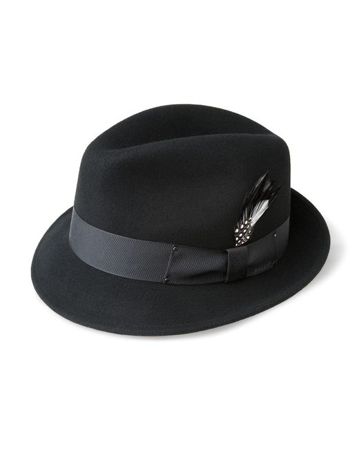 Bailey of Hollywood | Black Tino Hat | Lyst