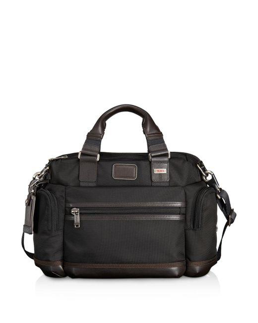 Tumi | Black Brooks Slim Briefcase for Men | Lyst