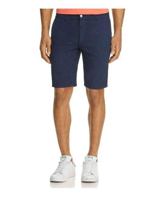 Joe's Jeans   Blue Straight Fit Trouser Shorts for Men   Lyst