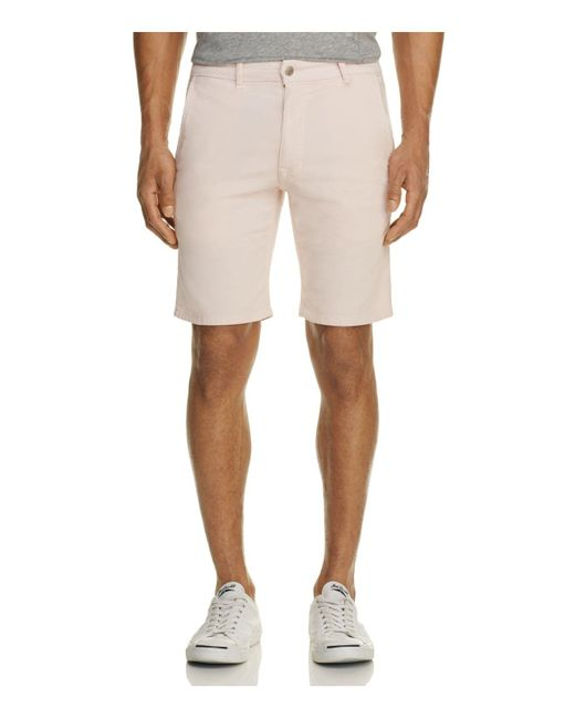 Joe's Jeans   Natural Straight Fit Trouser Shorts for Men   Lyst