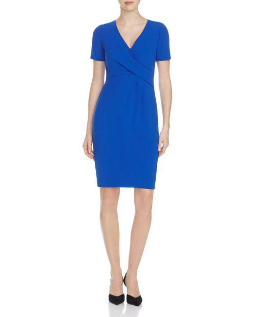 Elie Tahari | Blue Opal Sleeveless Maxi Dress | Lyst