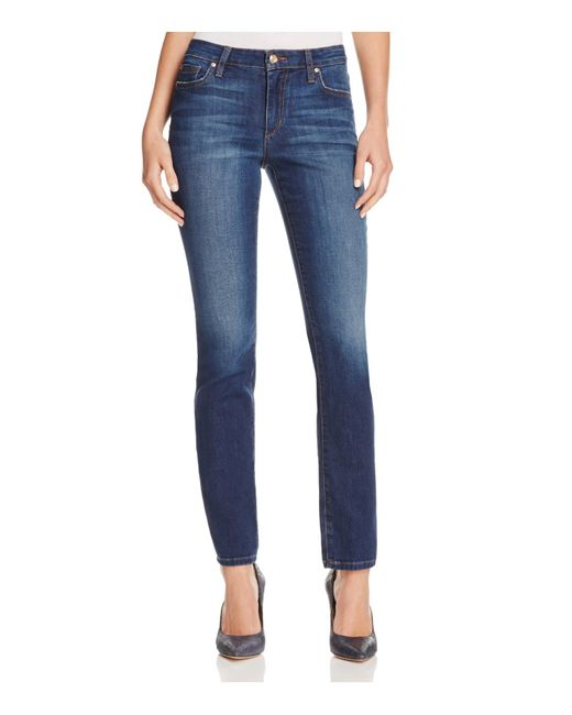 Joe's Jeans | Blue The Cigarette Jeans In Lyla | Lyst