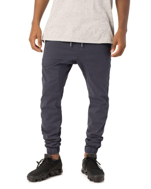 Zanerobe - Blue Sureshot Lightweight Jogger Pants for Men - Lyst