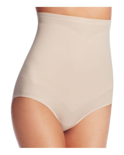 Tc Fine Intimates   Natural Adjust Perfect High-waist Brief   Lyst