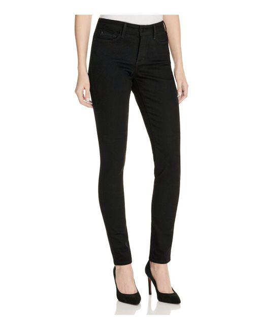 NYDJ | Black Alina Legging Jeans In Bloomsbury | Lyst
