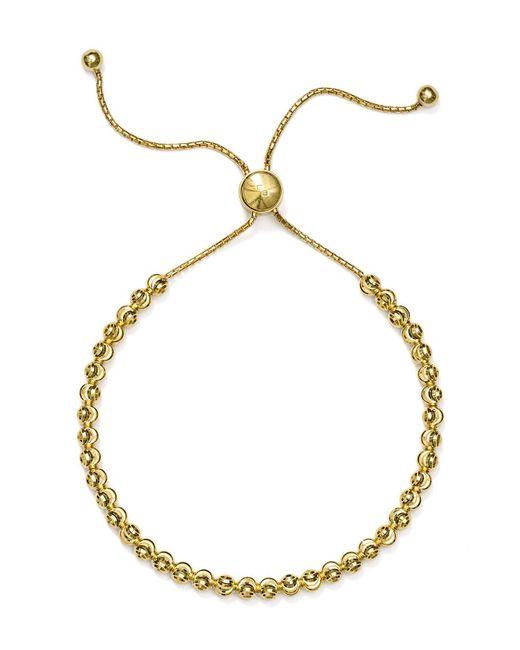 Officina Bernardi | Metallic Moon Bead Bracelet | Lyst