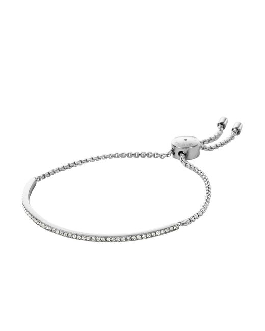 Michael Kors - Metallic Brilliance Bracelet - Lyst